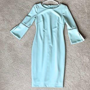 Calvin Klein Mint Shift Dress